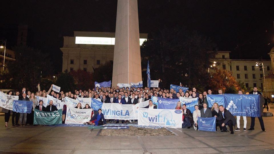 Gruppenbild HGV Bukarest