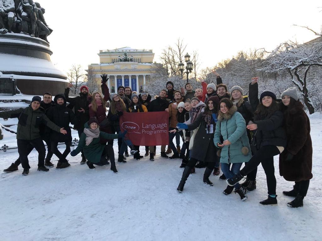 Language Course St.Petersburg