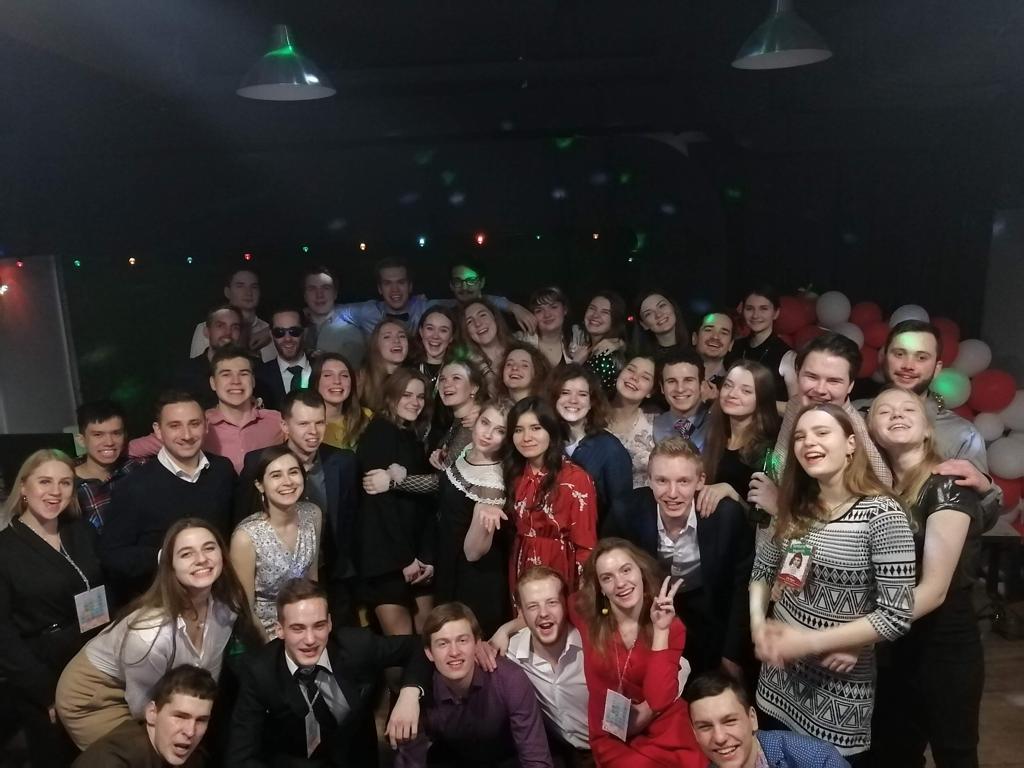 New Years Actvity Minsk